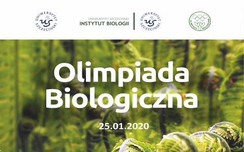 49 Olimpiada Biologiczna 25.01.2020 r.