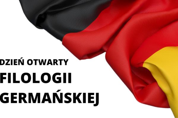 Dzień otwarty filologii germańskiej i filologii germańskiej z dodatkowym językiem obcym
