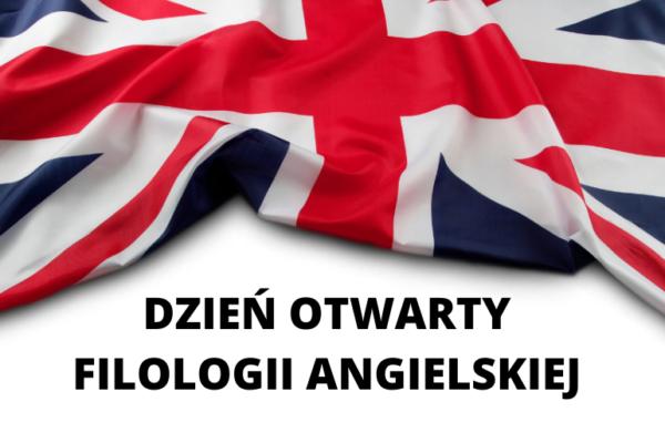 Dzień otwarty filologii angielskiej