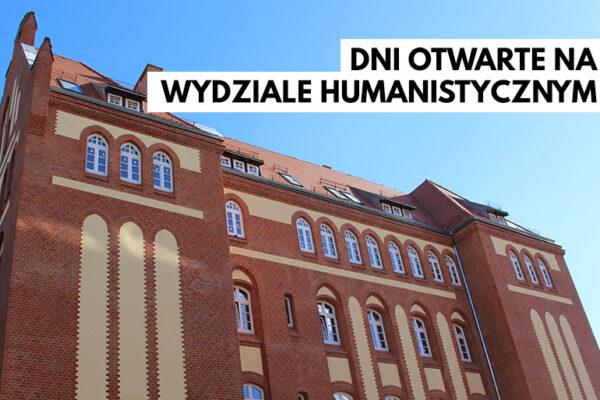 Dzień otwarty na Wydziale Humanistycznym
