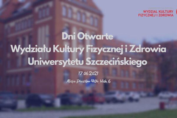 Dzień otwarty Wydziału Kultury Fizycznej i Zdrowia