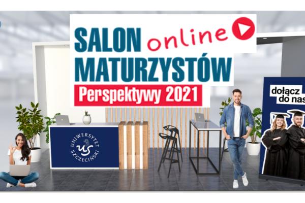 Odwiedź nas na Salonie Maturzystów'21